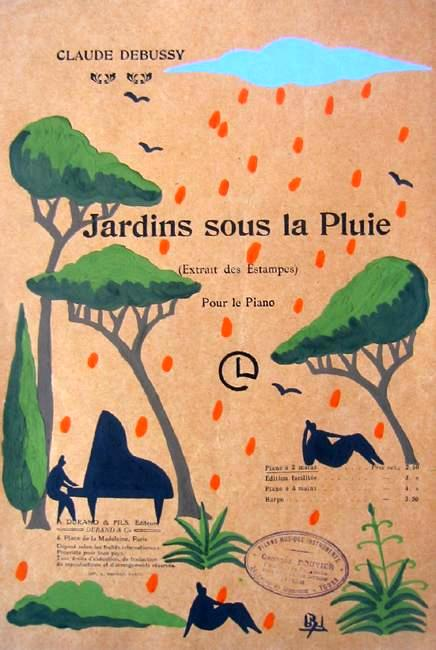 Debussy - Jardins sous la Pluie
