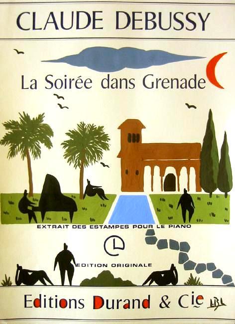 Debussy - La Soirée dans Grenade