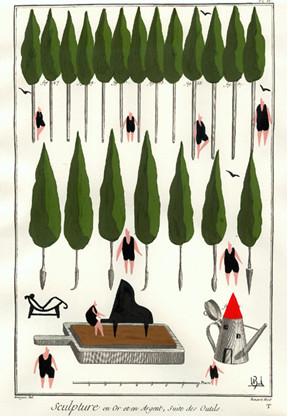 Forêt acoustique