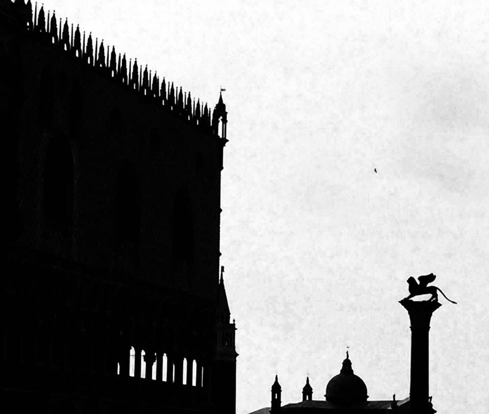 Ombres à Venise