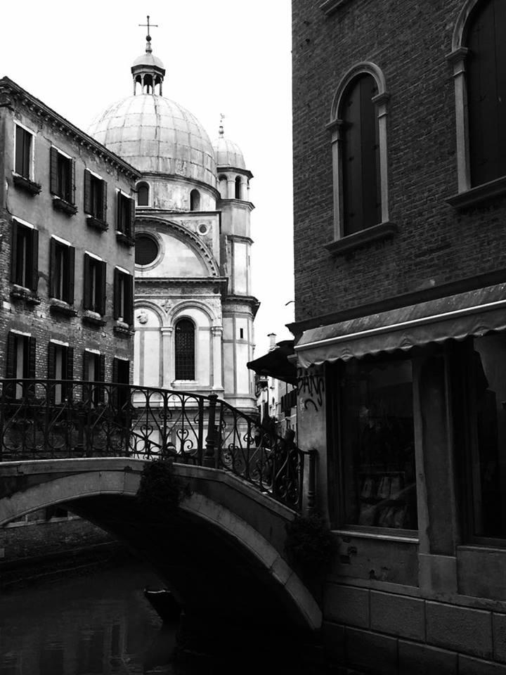 Pont à Venise