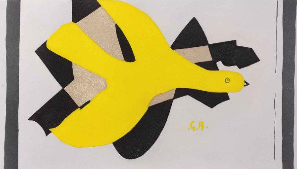 Pr sence de georges braque for Braque peintre
