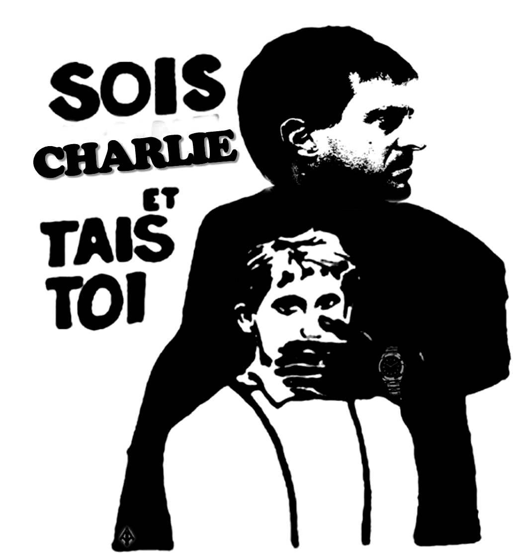 Sois Charlie et tais-toi