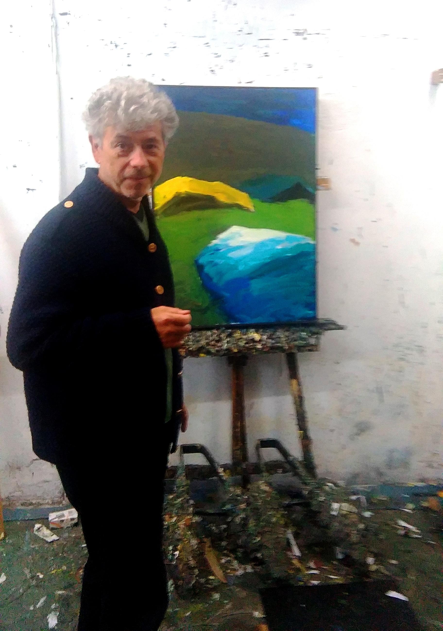 Rencontre avec Patrice Giorda à son atelier