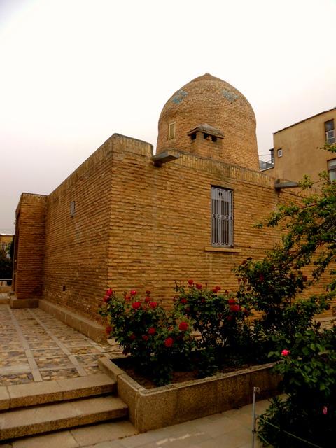 Mausolée d'Esther et Mardochée, Hamedân
