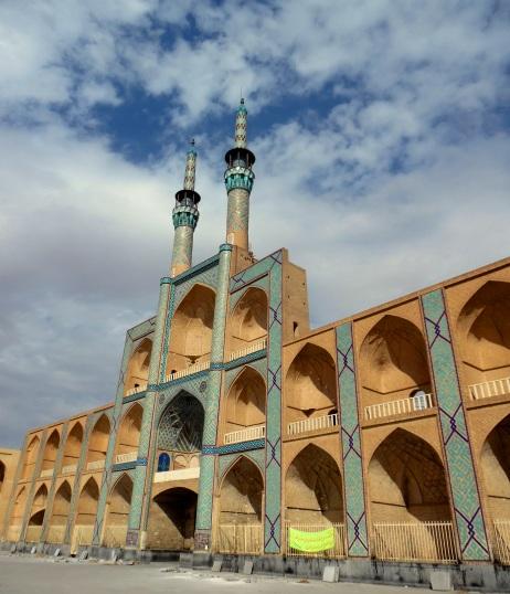 Pichtaq du tekieh, Yazd