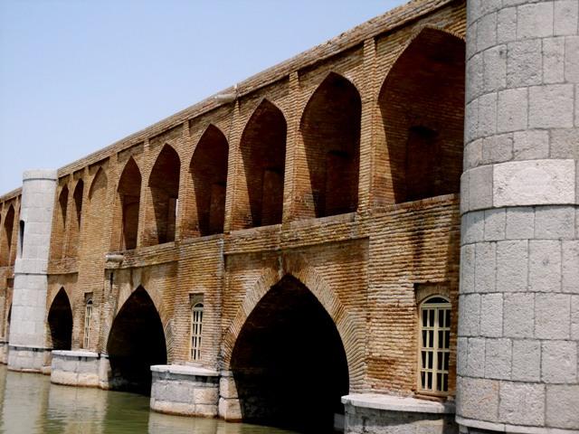Pont des Trente-trois arches, Ispahan