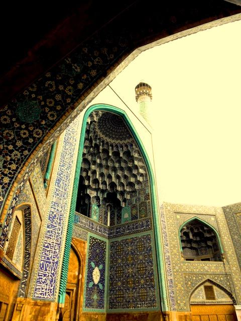 Mosquée du Châh, Ispahan