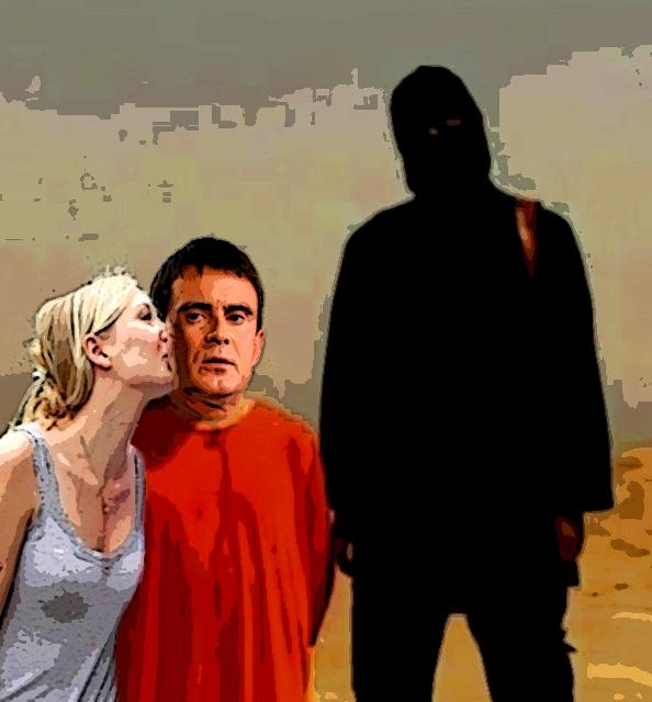 Valls, Marion et le djihadiste