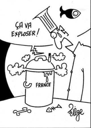 France, ça va exploser!