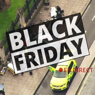 Black Friday selon Daech