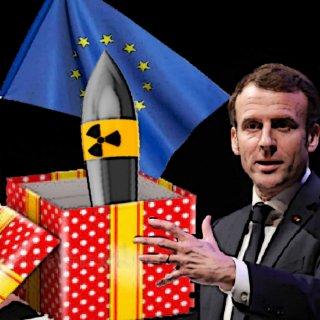Le cadeau de Macron à l'Europe