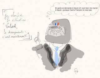 2<sup>ème</sup> dame de France