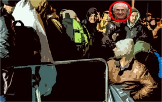 DSK se fait migrant à Cologne