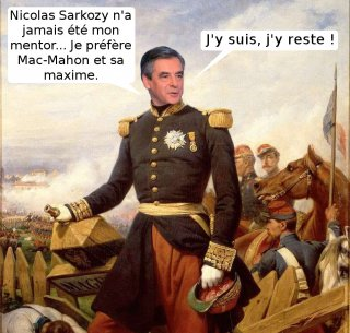 Fillon toujours candidat