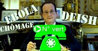Hollande trouve une solution pour tout
