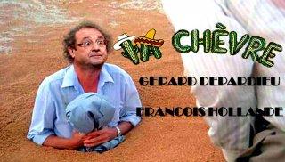 Depardieu a trouvé (en Russie) son compère pour un remake de la Chèvre