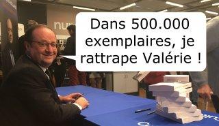Hollande vend 100.000 livres