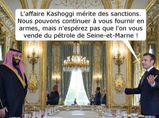 Une diplomatie sans concessions