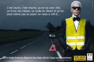 Le gouvernement change de slogan