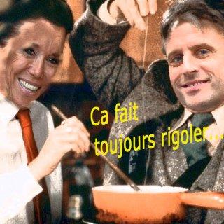 Le couple Macron fait du ski
