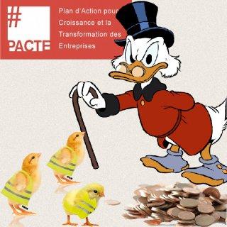 Loi Pacte: le capitalisme devient scrupuleux