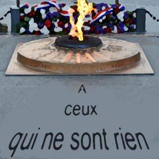 L'hommage de Macron, le 11 novembre