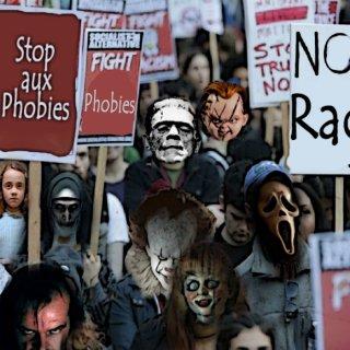 Marche contre les phobies