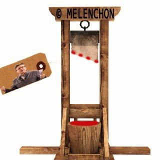 La guillotine, c'est lui!