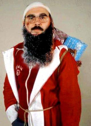 Le Père Noël est un djihadiste