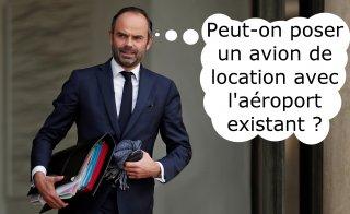 Philippe pense sans cesse au dossier de Notre-Dame-des-Landes