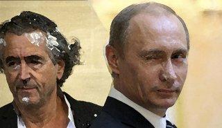 Poutine provoque en duel BHL. BHL choisit les armes…