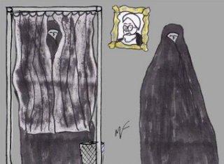 """Après 4 ans de pouvoir """"progressiste"""", les Iraniennes toujours dans l'isoloir"""
