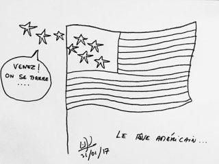 Le rêve américain…