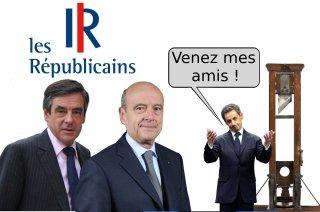 Révolution, l'UMP devient les Républicains