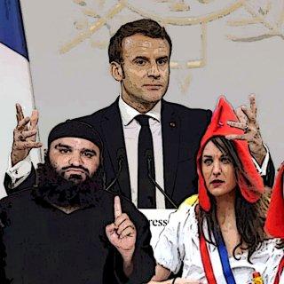 Macron le grand reconciliateur du genre humain