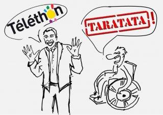 Grâce à vos dons, plus aucun handicapé ne naîtra!