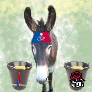 L'âne de Buridan selon l'UMP