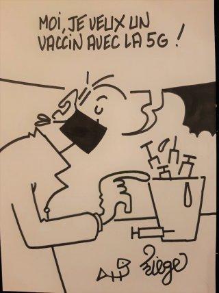 Vaccin 5G