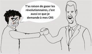 Conseil de Valls à Bachar