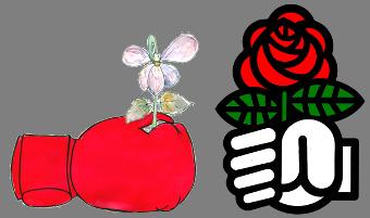Avec la fête de la violette, la droite forte propose sa fleur