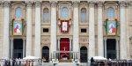 Rome, quatre Papes et deux Saints