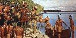 Québec, les explorations françaises (1524 – 1597)