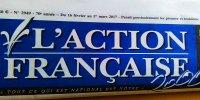 L'Action Française aujourd'hui, entretien avec S. Blanchonnet