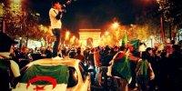 Le mondial lance la deuxième guerre d'Algérie