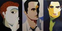 Le regard du peintre Michel Das nous invite à la narration