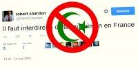Interdire l'Islam, la bonne idée de trop?