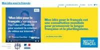 Manque d'idées pour le français