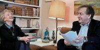 Mona Ozouf rencontre Alain Finkielkraut