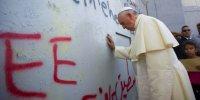 Notre Pape en pélerinage